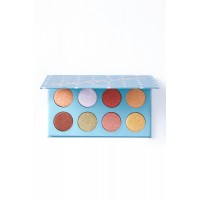"Палетка теней Colourpop ""SEMI-PRECIOUS""  Pressed Powder Shadow Palette"