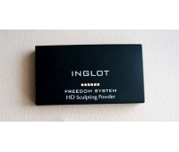 Пудра для скульптурирования Inglot Freedom System HD Sculpting Powder