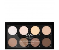 Палитра для контуринга лица NYX Professional Makeup Highlight & Contour Pro Palette