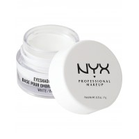 База под тени NYX Professional Makeup Eyeshadow Base White
