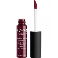 "Жидкая помада для губ ""Copenhagen""  NYX Professional Makeup Soft Matte Lip Cream"