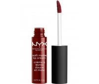 "Жидкая помада для губ ""Madrid""  NYX Professional Makeup Soft Matte Lip Cream"