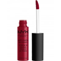 "Жидкая помада для губ ""Monte Carlo"" NYX Professional Makeup Soft Matte Lip Cream"