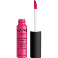 "Жидкая помада для губ ""Paris""  NYX Professional Makeup Soft Matte Lip Cream"
