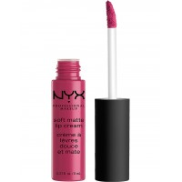 "Жидкая помада для губ ""Prague""  NYX Professional Makeup Soft Matte Lip Cream"