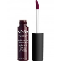 "Жидкая помада для губ "" Transylvania""  NYX Professional Makeup Soft Matte Lip Cream"