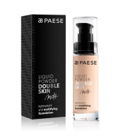 Тональный крем LIQUID POWDER DOUBLE SKIN MATT Paese