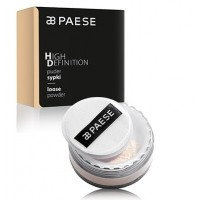Пудра хайдефинишн Paese High Definition Transparent Powder